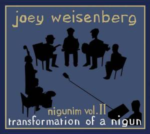 Joey Weisenberg